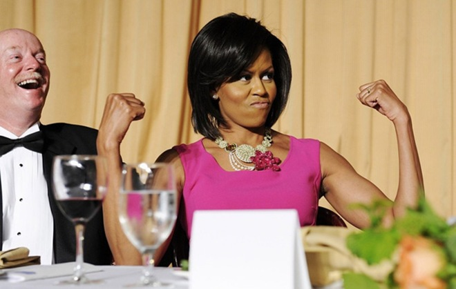 Michelle%20flexes%20muscles