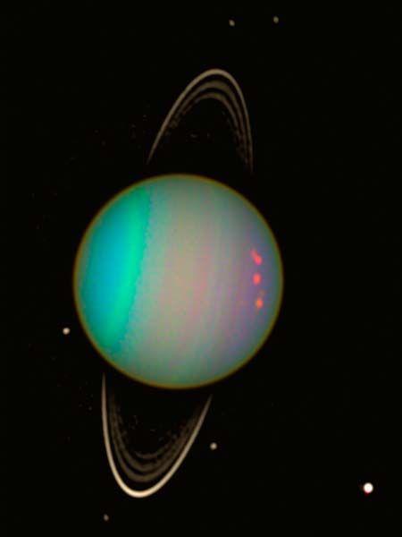 planet uranus rings - photo #11